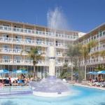 Situé dans la charmante station catalane de Platja d'Aro, le Platja Park se trouve à 600 m de la plage de Platja Gran. L'hôtel possède une piscine extérieure et un centre de remise en forme.