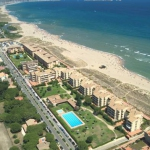 Situé sur la Costa Brava et donnant sur la plage de Pals, le Golf Mar propose des appartements offrant une vue sur la mer et dotés d'un balcon. Le complexe dispose d'un grand jardin avec piscines extérieures.