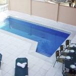 Située sur la Costa Brava, la Villa Llobregat 47B est une villa climatisée dotée de son propre jardin et d'une piscine commune surplombant le canal d'Empuriabrava. Un parking privé est gratuitement disponible sur place.