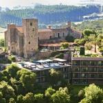 Cet hôtel de caractère est situé dans la magnifique région rurale d'Empordà, dans un château restauré datant du XIVe siècle. Il propose une piscine extérieure, une connexion Wi-Fi gratuite, un parking gratuit et des chambres climatisées offrant une vue panoramique sur la campagne environnante.