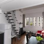 Situé dans le quartier historiqueBarri Vell deGérone, l'élégant établissement Apartaments Girona Centre est pourvu de balcons donnant sur la vieille ville et sur le fleuve Onyar. Ses appartements lumineux et climatisés disposent d'une connexion Wi-Fi gratuite.