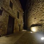 Situé dans le quartier juif de Besalú, à côté du fleuve Fluvià et du célèbre pont romain, l'établissement Can Fruitós arbore une décoration moderne alliée à des murs en pierre et en bois. Une connexion Wi-Fi est disponible gratuitement dans l'ensemble de ses locaux.