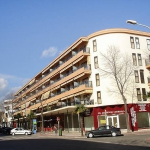 """Apartment block """"Neptuno"""", 5 storeys is in a central, busy position, 350 m from the sea, located by a road. This is a 3-room apartment on 3rd floor."""