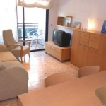 Apartment C/Barcelona is a self-catering accommodation located in Tossa de Mar. The property is 600 metres from Tossa de Mar Castle.