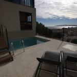 Le Casa Illes Medes vous accueille à L'Estartit. Offrant une vue imprenable sur la mer et la montagne,cette maison devacancesvous propose une piscine extérieureprivéedotée d'une terrasse bien exposée,ainsi qu'une autre terrassecomportant un coin repasextérieur.