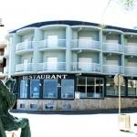 L'établissement familial Hotel Rallye est situé sur le front de mer à L'Escala, à seulement 2 minutes à pied du centre. Il propose un accès Wi-Fi gratuit et un restaurant élégant servant une cuisine méditerranéenne.