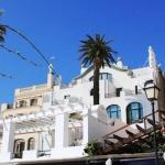 Situé sur la plage de Tossa de Mar, l'Hotel Diana est un hôtel de caractère moderniste se trouve dans le centre historique de la ville. Il vous propose une terrasse avec une magnifique vue sur la mer et un accès direct à la plage.