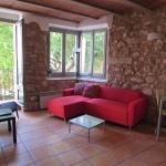 Situés dans le vieux quartier juif et entourés de bâtiments médiévaux, les appartements du Qlodging Lledoners à Gérona sont dotés des murs en pierre, fenêtres et piliers traditionnels. Vous bénéficierez d'une connexion Wi-Fi gratuite.