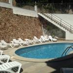 Les Apartamentos Botanic sont situés dans le centre de Blanes, à seulement 80 mètres de la plage de la ville Costa Brava. Ils proposent un hébergement fonctionnel et une piscine extérieure commune.