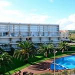 Situé à L'Estartit, à 3 minutes à pied de la plage, l'appartement Rodamar bénéficie d'une piscine commune. Il possède une terrasse privée qui est dotée d'un mobilier extérieur et offre une vue sur la mer.