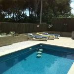 Située à 500 mètres du centre de Palamós, la Villa Carolina dispose d'une piscine privée avec chaises longues et d'une terrasse avec coin repas extérieur. Elle possède la climatisation et une connexion Wi-Fi gratuite.
