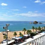 L'Aiguaneu Apartaments Center est situé à moins de 250 mètres de la plage, à différentes adresses à Blanes, sur la Costa Brava. Superbement décorés, les appartements sont spacieux et lumineux.
