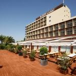 Offrant une vue sur la mer Méditerranée, l'hôtel Guitart Monterrey est niché au cœur de jardins exotiques s'étendant sur 5 hectares. Il propose des piscines extérieures et une discothèque privée sur la plage.