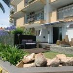 L'établissement Apartamento Playa de la Fosca vous accueille à 400 mètres de Cala de la Fosca Cove et à 2,5 km de Palamós. Vous profiterez d'un jardin commun.