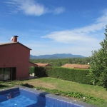 Located in Sant Julià De Ramis, Villa Golf II offers an outdoor pool. This self-catering accommodation features free WiFi.