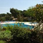 Le Bungalodge Sant Pol vous accueille à 5 minutes à pied de la plage de S'Agaró, à Sant Feliu de Guixols. Il possède une piscine extérieure, un parcours de minigolf et des bungalows pourvus d'une terrasse privative couverte.