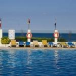 Cet hôtel familial se situe sur la promenade du front de mer de L'Escala, à seulement 5 minutes de marche de la vieille ville et des superbes plages de la Costa Brava, en Catalogne. Le Nieves Mar comprend une grande piscine extérieure, une terrasse et une aire de jeux pour enfants.