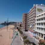 Situé à côté de la plage de Sant Antoni de Calonge, l'Hotel María Teresa dispose d'un restaurant et d'une terrasse avec vue sur la mer. Il se situe à 5 minutes à pied du centre-ville.