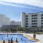 L'hôtel est situé à 200 mètres de la plage Santa Margarida et est entouré par 10 000 m² de jardins avec 2 piscines extérieures. Il dispose de chambres avec balcon.