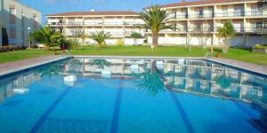 L'Apartamentos Costa Brava se situe à 500 mètres de la plage de Palafrugell et du centre-ville. Situé dans des jardins, il possède une piscine extérieure et un parking gratuit.
