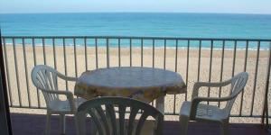 Situé sur la plage de Pals, l'établissement Apartamentos Medas propose des appartements lumineux avec terrasse et vue complète ou latérale sur la mer. Le parcours de golf Platja de Pals est à seulement 2 km.