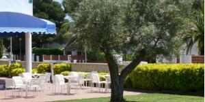 Implanté à 300 mètres de la plage de Roses, le Bay Hotel propose une piscine extérieure en saison ainsi que des chambres climatisées pourvues d'une terrasse privée. L'hôtel comporte un jardin et une aire de jeux pour enfants.