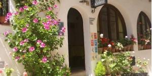 Situé à seulement 100 mètres de la plage, le Pensio Codolar est une maison d'hôtes à la gestion familiale qui vous accueille dans la ville historique de Tossa de Mar, à proximité du château. Il propose une connexion Wi-Fi gratuite et une terrasse avec vue sur la mer.