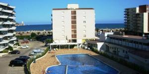 Situé à seulement 100 mètres de la plage de L'Estartit et à 5 minutes en voiture de la réserve naturelle El Montgrí, l'Agencia Garganta possède une piscine extérieure, un parking privé et une aire de jeux pour enfants. Tous dotés d'un balcon, la plupart des appartements offrent une vue sur la mer ou la piscine.