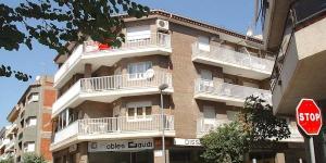 """Roses: séjournez au cœur de la ville  Apartment block """"Gaudí""""is 3 storeys. It is located in the centre of Roses, 300 m from the sea."""