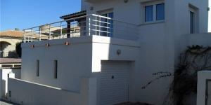 Holiday home Oriol is located in L'Escala. The accommodation will provide you with a balcony.