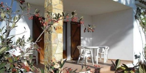 Holiday home Riells is located in L'Escala. The accommodation will provide you with a balcony.
