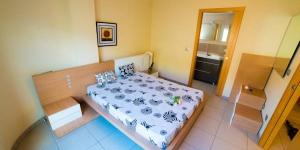 L'établissement Apartamentos Santa Margarita 3000 propose des appartements tout équipés avec terrasse spacieuse et meublée. Il se situe à Roses, à seulement 220 mètres de la plage.