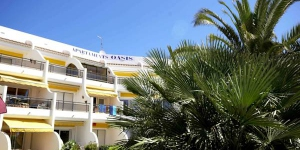 InmoSantos Oasis B5 is a self-catering accommodation located in Roses. WiFi access is available.