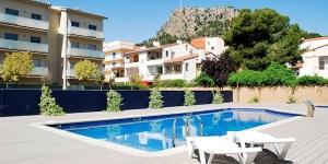 Situé à l'Estartit, l'Espigo possède une piscine extérieure commune et un appartement pouvant accueillir jusqu'à 6 personnes doté d'une terrasse privée et de mobilier de jardin. Climatisé, le logement dispose d'une chambre double, d'une chambre lits jumeaux et d'une salle de bains pourvue d'une douche.