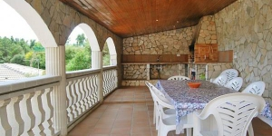 Located in Lloret de Mar, Villa Lloret de Mar 6 offers an outdoor pool. This self-catering accommodation features WiFi.