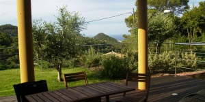 Offering an outdoor pool, Costa Brava Begur Home is located in Begur. The accommodation will provide you with a balcony and a terrace.