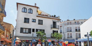 Apartment Tossa de Mar *LIX * is a self-catering accommodation located in Tossa de Mar. FreeWiFi access is available.