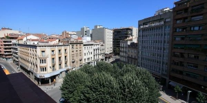 Situé à seulement 350 mètres de la gare, le Girona Central Suites propose des appartements entièrement équipés situés dans un bâtiment néoclassique rénové. La célèbre place de la Catalogne (Plaza Catalunya) et le parc de la Devesa sont à 500 mètres de l'établissement.