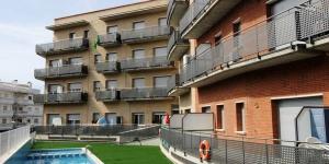 Ces appartements élégants et modernes sont situés dans un quartier calme de Blanes, à moins de 15 minutes de marche de la plage. La résidence Apartamentos Espronceda possède des piscines extérieures pour adultes et enfants.
